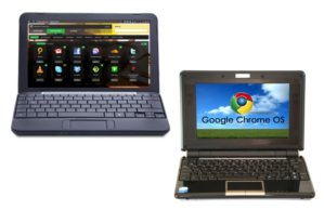 Jolicloud vs Chrome OS