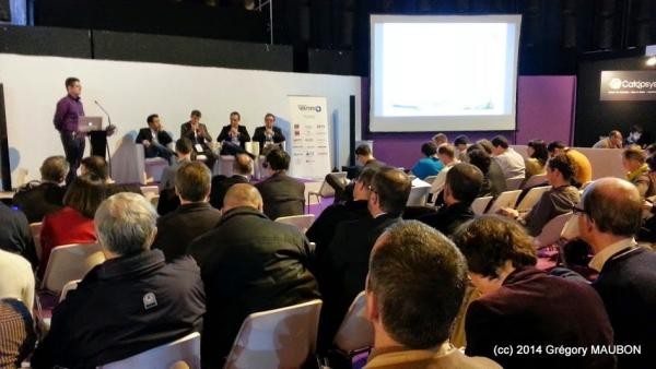 Table Ronde Laval Virtual 2014