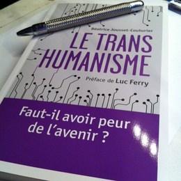 Le transhumanisme par Béatrice Jousset-Couturier