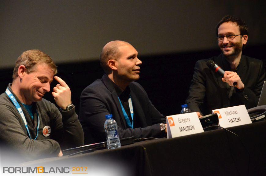 La réalité augmentée au Forum Blanc : nouveaux médias et nouveaux usages