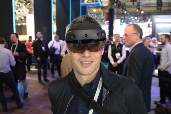 Hololens 2 : un point sur une belle machine !