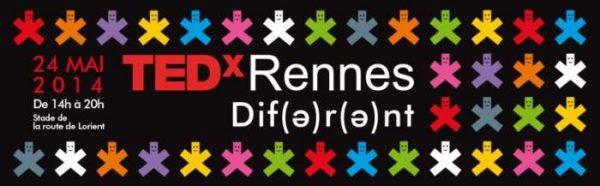 TEDxRennes 2014, la différence comme atout commun !