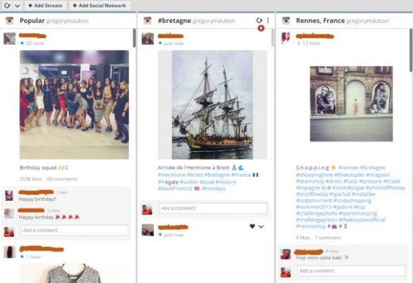 Instagram arrive en natif dans Hootsuite