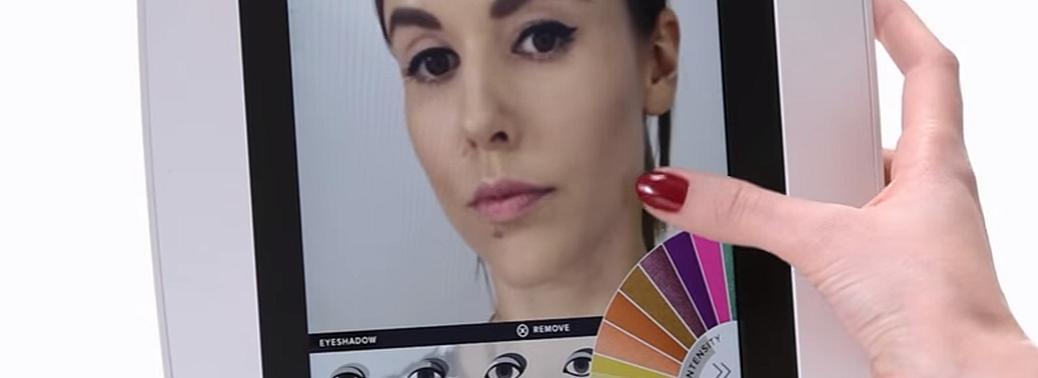 La réalité augmentée un outil d' «empowerment» pour le monde de la mode et de la beauté ?