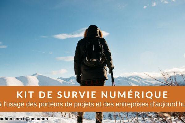 Premier test du Kit de Survie Numérique