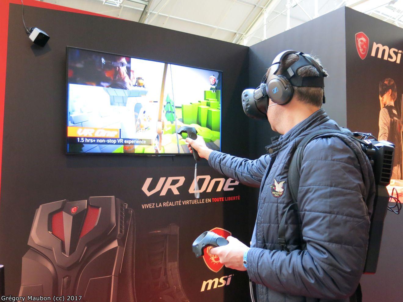 Virtuality, la réalité virtuelle en plein boom !