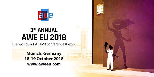 Les annonces intéressantes à l'AWE Europe 2018