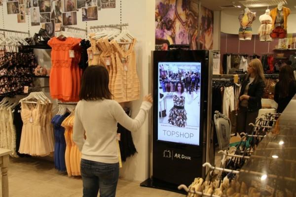 Le commerce, la mode et la réalité augmentée se sont-ils enfin rencontrés ?