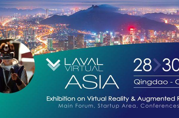 Laval Virtual Asia 2019, exposez et prenez la parole!